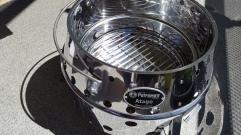 Der Petromax Grill Atago. Ein Schmuckstück und richtig geil.